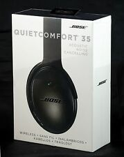 Bose QuietComfort 35 QC35 Noise Cancelling Wireless Headphones - Black