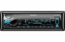 Kenwood KDC-X500 CD Receiver w/ Bluetooth Front Auxiliary & USB Inputs KDCX500