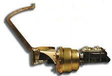 """1933 1934 Ford 7"""" DUAL Power Brake Booster Master Cylinder Pedal Assembly Kit"""