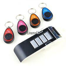 4 in 1 Alarm Remote Key Finder Locator Find Lost Keys Keyring 40m +Holder LM