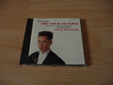 CD Nigel Kennedy - Vivaldi - The Four Seasons - 1989