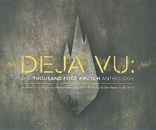 Thousand Foot Krutch-Deja Vu: The TFK Anthology 3 CD Box Set (Brand New Sealed)