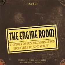 The Engine Room: A History of Jazz Drumming from Storyville to 52nd Street Vario