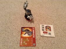 Skylanders Giant-Terrafin with card and sticker
