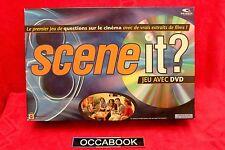 Mattel - Scene It ? Jeu avec DVD - jeu de société d'occasion - complet