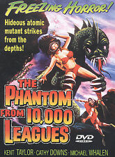 1¢ DVD – The Phantom From 10, 000 Leagues LIKE NEW! *WIN 4, SHIP FREE!*