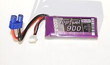 Hacker TopFuel LiPo 7,4V 25C-ECO-X 900mAh 2S - 20900241