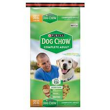 Purina Dog Chow Complete - Dry Dog Food - 18.5lb Bag
