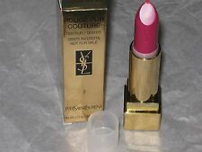 YSL LIPSTICK # 7   ROUGE PUR COUTURE  nice  NEW
