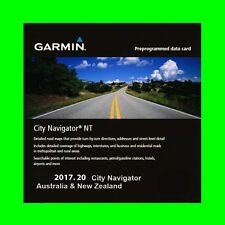 GARMIN CITY NAVIGATOR AUSTRALIA & NEW ZEALAND NT 2017.20 THE LATEST GARMIN MAPS