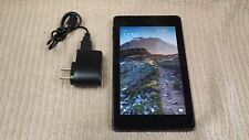 """AMAZON KINDLE FIRE HD6 TABLET 6"""" SCREEN GOOD CONDITION Free Shipping!!"""