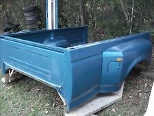 92-97 Ford F-350 Dually DRW Truck Bed Box 8 Foot Long Blue OEM