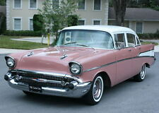 Chevrolet: Bel Air/150/210 RESTORED-40K