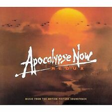 Apocalypse Now Redux: from the Soundtrack by Carmine Coppoa (CD-2001) LIKE NEW