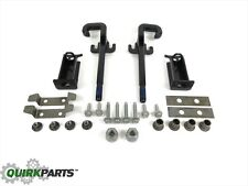 2011-2016 Jeep Grand Cherokee FRONT Tow Hook Kit Set MOPAR GENUINE OE BRAND NEW