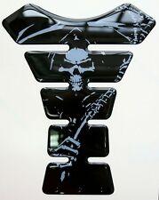 Grim Reaper 3D Resin Resin Black Tank Pad