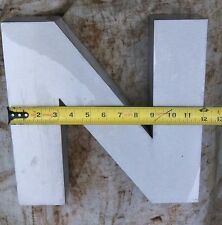 STAINLESS STEEL NON LIGHT CHANNEL LETTER,CARNIVAL,AMUSEMENT,STORE FRONT,NAME,ODD