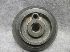 1973-1976 1974 1975 Triumph TR6 Steering Wheel Center Hub Black OEM 25527