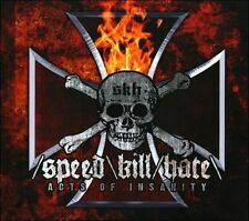 Acts of Insanity SPEED KILL HATE ( OVERKILL MEMBERS )