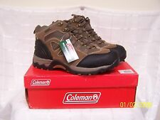 New In Box !!!!!  Coleman Mens Mainland  2  Waterproof Boots-Size 10   pb   W16