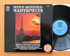 ASV DCA 453 French Orchestral Masterpieces Enrique Batiz 2xLP EXCELLENT Gatefold