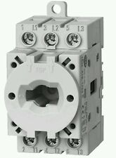 Allen Bradley 3 Pole Base, DIN Rail mount Non-Fused Switch Disconnector, 100 A