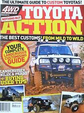 Australian 4WD Action Presents Toyota Action - 20% Bulk Magazine Discount