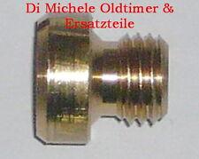 38,40,42,45,48, DCOE Weber Vergaser Verschlussschraube Beschleuniger Pumpendüse