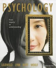 Psychology : From Inquiry to Understanding by Scott O. Lilienfeld, Steven J....