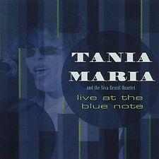 FREE US SHIP. on ANY 2 CDs! NEW CD Tania Maria: Live at the Blue Note