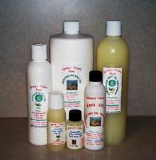 1/2 Gal.   100% Pure Best Quality Australian Emu Oil