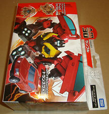 TRANSFORMERS PRIME AM-30 DECEPTICON RUMBLE W/ARMS MICRON  - TAKARA TOMY