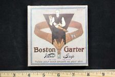 1900s Boston Garter Display Box Company Issued Baseball Cards