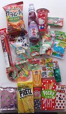 Japanese Food 22pcs Dagashi Okashi Candy Gum Snack  Set Free shipping USA SELLER
