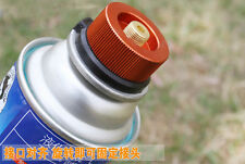 Home Outdoor High Quality Camping Stove Connector Gas Bottle Adaptor 34 x 37mm