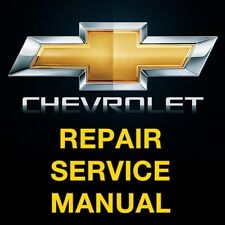 CHEVY S10 1998 1999 2000 2001 2003 2004 REPAIR SERVICE MANUAL