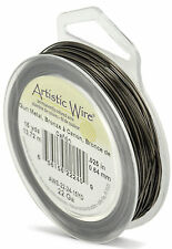 BEADALON ARTISTIC WIRE - 22 gauge 0.64mm Standard Colours
