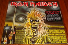 IRON MAIDEN ORIGINAL LIMITED EDITION PICTURE DISC STILL FACTORY SEALED