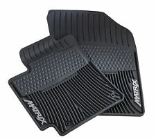 Toyota Matrix 2009 - 2011 Black All Weather Mats - OEM NEW!