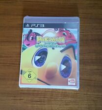 PAC-Man y los espíritus aventura (Sony PlayStation 3, 2014, DVD-box)