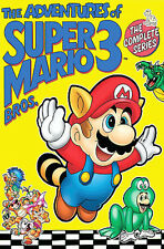 Adventures Of Super Mario Bros 3 - The Complete Series [3-Disc Set] New DVD