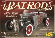 Lindberg 1934 Ford Roadster Rat Rod model kit 1/25