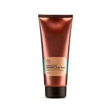 BODY SHOP SPA OF THE WORLD MOROCCAN BODY CLAY FIRMING TONING MASK ANTI CELLULITE