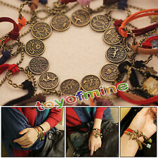 Korean fashion jewelry personalized Zodiac bracelet Send Random Style