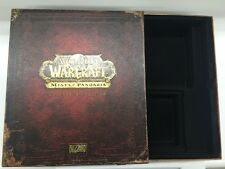World of Warcraft: Mists of Pandaria Collectors edition empty original box only