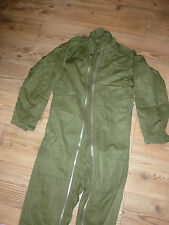 FREE FALL PARACHUTIST COVERALL SIZE 4 BRITISH MILITARY ISSUE