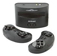 Sega Genesis Black Console