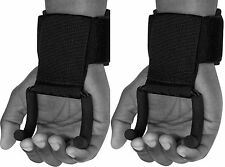 RDX Weight Lifting Training Gym Hook Grips Straps Gloves Wrist Support Lift US