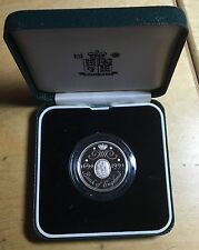 Great Britain 1994 Silver Two Pound, Proof, KM-968a