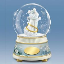 Today Tomorrow Always Anniversary Snow Globe / Water Globe Lena Liu
